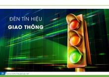Đèn tín hiệu & biển báo an toàn giao thông