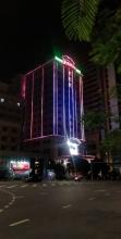 Trang trí chiếu sáng kiến trúc tòa nhà Hạ Long Dream Hotel - TP Hạ Long, Quảng Ninh